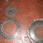Gear Box Removal Clutch