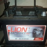 lion car batteries